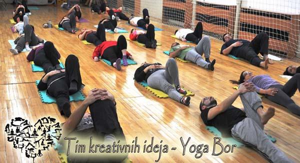 yoga kreacija