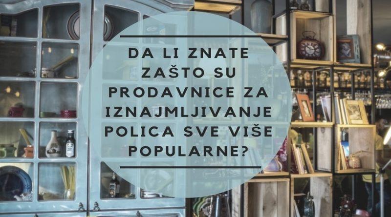 prodavnice za iznajmljivanje polica