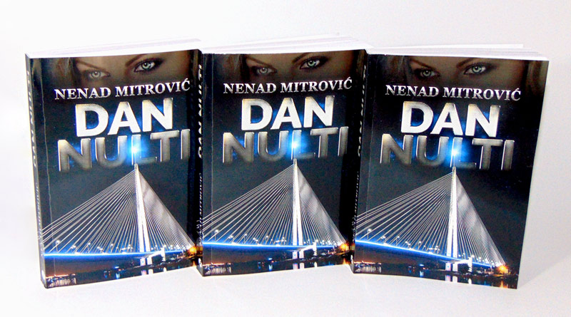 "promocija romana ""Dan nulti"" autor Nenad Mitrovic"